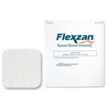 Flexzan Foam Adhesive Dressing