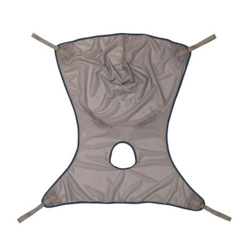 Net Fabric Comfort Sling with Commode Opening