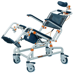 ShowerBuddy Roll In Buddy Shower Chair Transfer System SB3T
