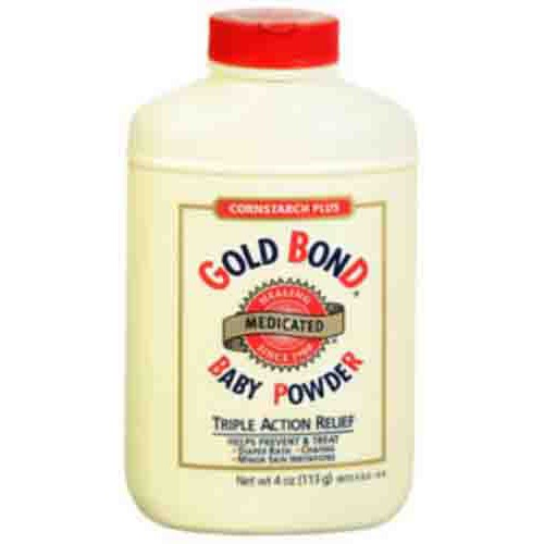 Gold Bond Medicated Baby Powder