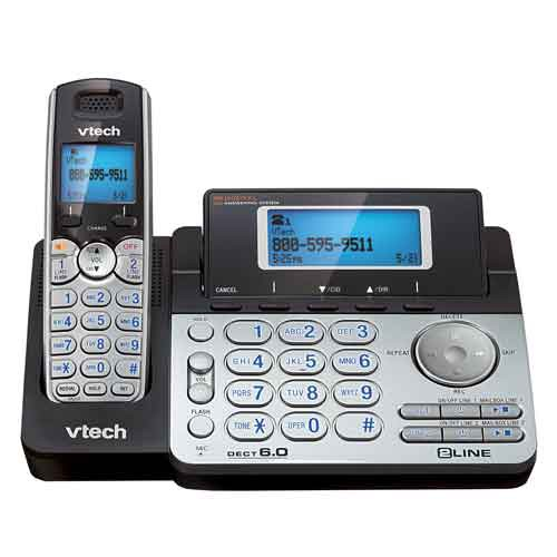 Vtech Two-line Cordless Phone