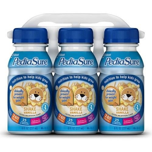 PediaSure Shakes Vanilla - 8 oz