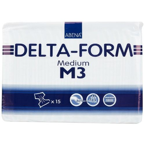DELTA-FORM Heavy Absorbent Briefs