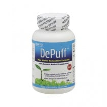 Canfo Natural Products DePuff Diuretic Herbal Supplement