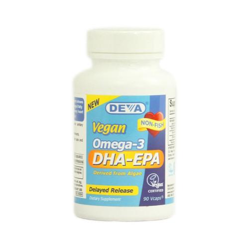 Deva vegan omega 3 dha 233924 814467 for Is fish oil vegan