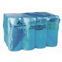 Angel Soft 19371 Compact Coreless Toilet Tissue