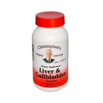 Christophers Liver And Gall Bladder 425 mg Dietary Supplement
