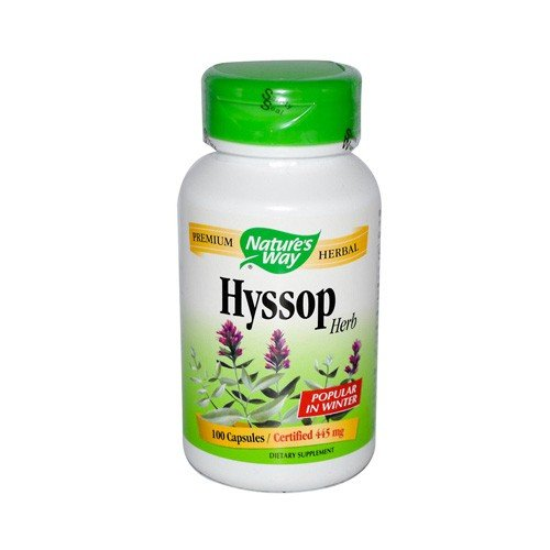 Nature's Way Hyssop Herb