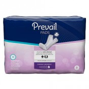 Prevail Bladder Controls Pads Overnight - Heavy Absorbency