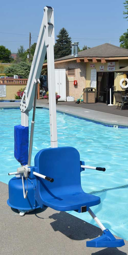 Aqua Creek Scout 2 Pool Lift F 802sc2 F 806sls