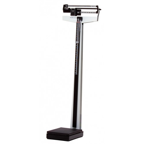 Health o meter Physician Beam Scale with Rotating Poise Bars & Silent Slide
