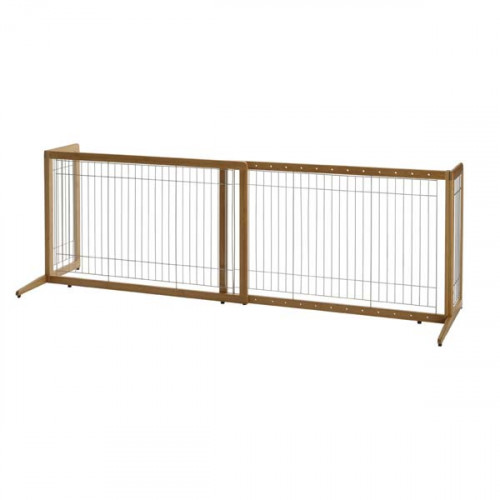 Richell TAKÉ Freestanding Pet Gate