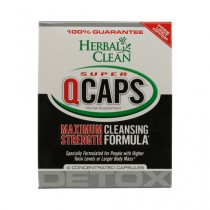 BNG Herbal Clean Super Qcaps Maximum Strength Detox Cleansing Formula