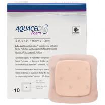 Aquacel Ag Foam Dressing Packaging