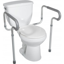 Drive Toilet Safety Frame Adjustable