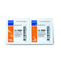 IV Prep Antiseptic Wipes by Smith & Nephew