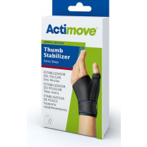 Actimove Sports Edition Thumb Stabilizer with Extra Stays