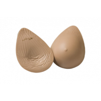245 Nearly Me Lites Full Oval Breast Form
