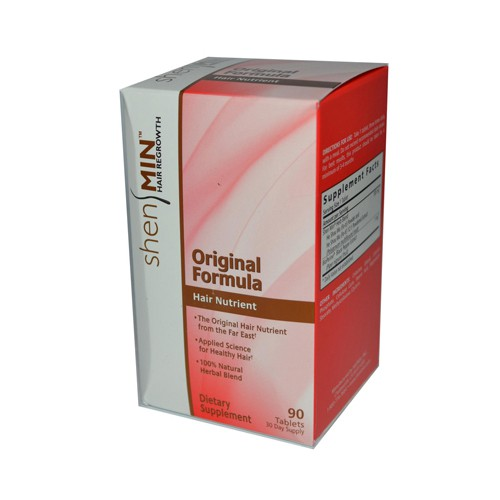 Shen Min Hair Nutrient Original Formula