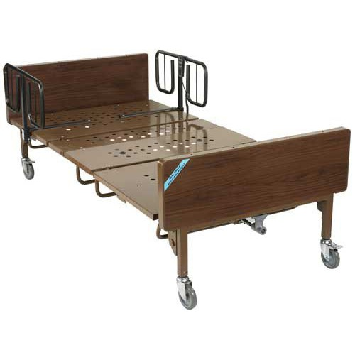 Bariatric 42 Inch Wide Full Electric Hospital Bed