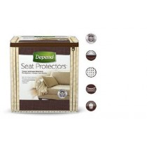 Depend Seat Protectors Disposable Underpads - Heavy Absorbency