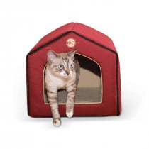 Heated Indoor Pet House