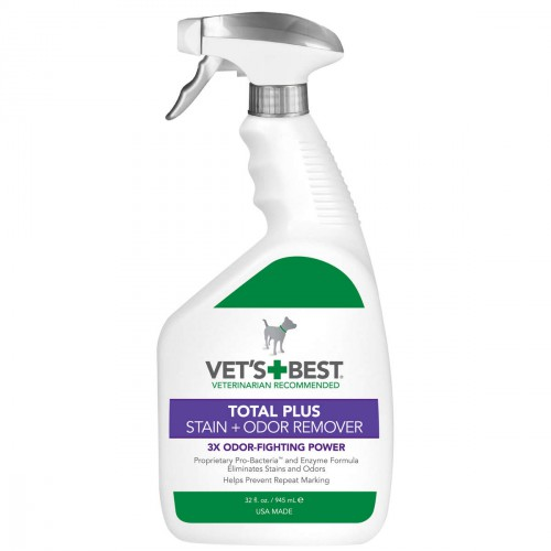 Pet Total Plus Stain and Odor Remover