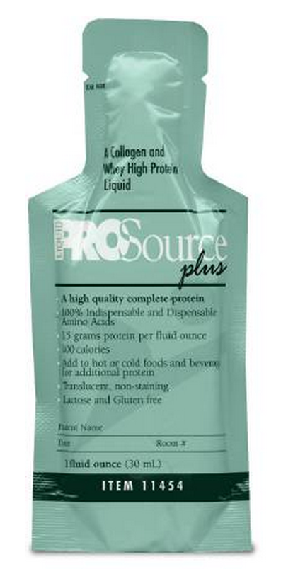 Prosource Plus Liquid Protein Supplement Medtrition