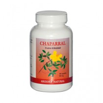Arizona Natural Resource Chaparral Dietary Supplement 500 mg