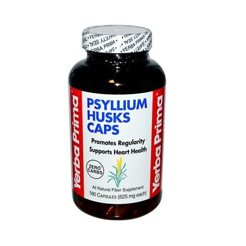 Yerba Prima Psyllium Husks