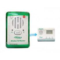 Fall Monitor with Wireless Signal to Pager