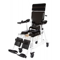 496 Rehab Shower/Commode Chair-Recline