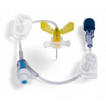MiniLoc Safety Winged Infusion Set without Y-Injection Set