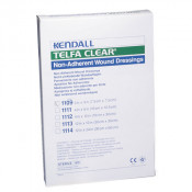 TELFA CLEAR 1109 | 3 x 3 Inch Non Adherent Dressing by Covidien