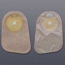 Closed Pouch with SoftFlex Skin Barrier Cut-to-Fit