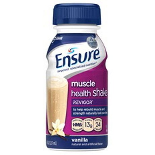 Ensure Active Muscle Health Therapeutic Nutrition Shakes Strawberry - 8 oz