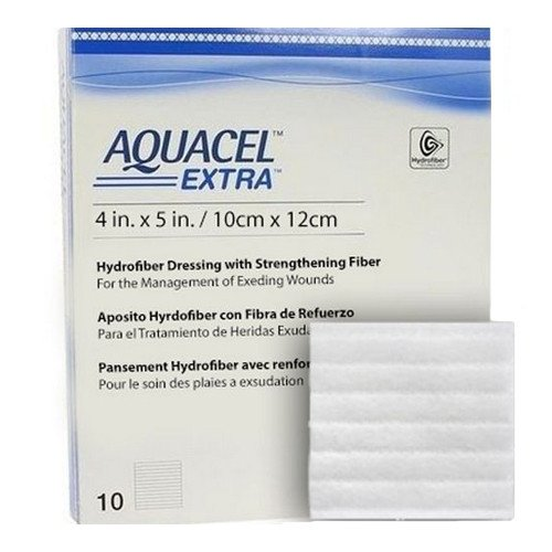 Aquacel Extra Hydrofiber Packaging