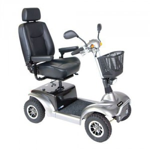 Prowler 4-Wheel Mobility Scooter
