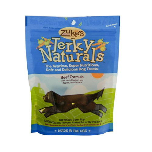 Zuke's Jerky Naturals For Dogs