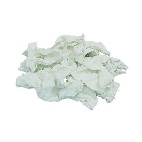 White Medium Weight Rags