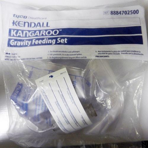 Tyco Kendall Kangaroo Feeding Set Covidien 8884702500