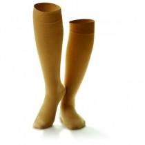 Wheat Cotton Casual Trouser Socks 20-30 mmHg