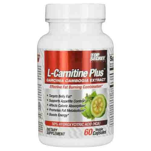 L Carnitine plus Garcinia Cambogia Extract Diet Aid