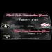 SKINTX Black Latex Powder-Free Exam Gloves- Polymer Coated