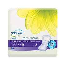 TENA Intimates Heavy Absorbency Bladder Control Pad with Dry Fast Core