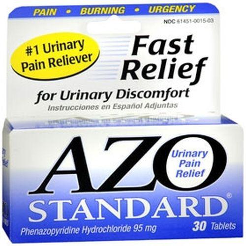 AZO Tablets 30 per Bottle