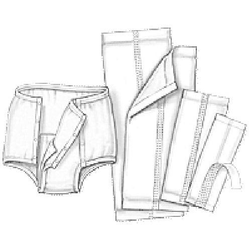 HandiCare Garment Liner