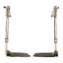 Invacare Economy Wheelchair Footrest