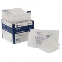 Covidien 8042 Curity 2 x 2 Inch 4 Ply All Purpose Sponges - Sterile