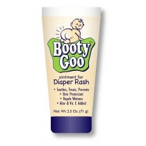 Booty Goo Diaper Rash Cream 8372900001